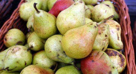 Kruške, ukusno i zdravo sezonsko voće