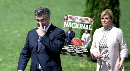 EKSKLUZIVNO: Plenković je zgrožen Kolindinim proustaškim intervjuom, ali nema snage javno ga osuditi