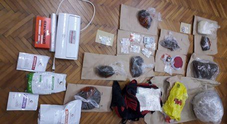 Zadarska policija uhvatila dvojac s drogom vrijednom gotovo 400 tisuća kuna
