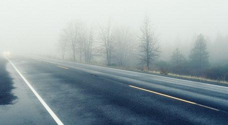 Magla smanjuje vidljivost i usporava vožnju u središnjoj Hrvatskoj