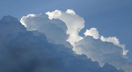 Oblačno i uglavnom suho, na Jadranu jaka bura