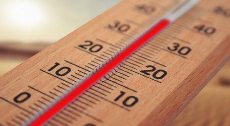 Sunčano i vruće, već sutra povratak nestabilnog vremena