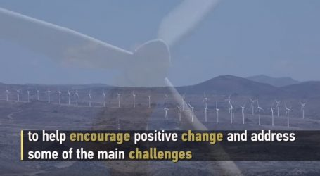 VIDEO: Velika afrička vjetroelektrana