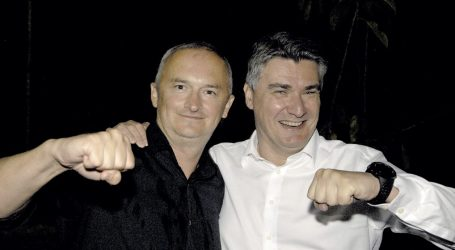 ZORANA MILANOVIĆA VESELI bespoštedni rat Miroslava Škore i Kolinde Grabar-Kitarović