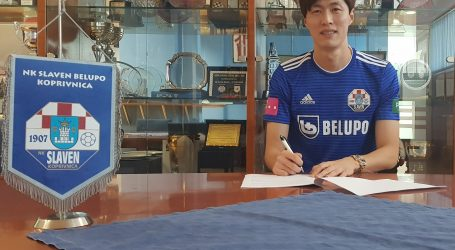 Povremeni reprezentativac Južne Koreje potpisao za Slaven Belupo