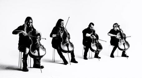 Poznati finski violončelistički kvartet Apocalyptica ponovno u Zagrebu