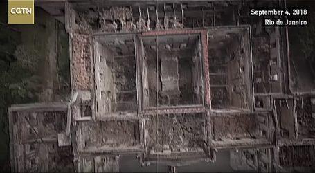VIDEO: Traje obnova Brazilskog državnog muzeja