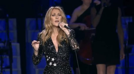 "VIDEO: Céline Dion nastoji biti ""bossy queen"""
