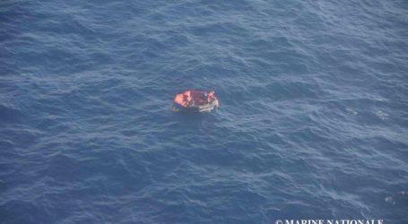 Spasioci uočili prevrnuti spasilački čamac s broda hrvatskog kapetana i jedno beživotno tijelo