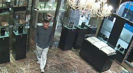 JESTE LI GA VIDJELI? Policija moli građane za pomoć oko pronalaska kradljivca