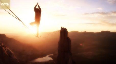 VIDEO: Akrobacije u američkom nacionalnom parku