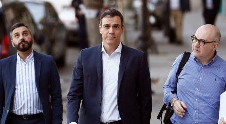 Neredi u Barceloni, Sánchez zasad protiv izvanrednih mjera