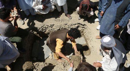 U eksploziji u Kabulu 16 mrtvih i više od 100 ranjenih