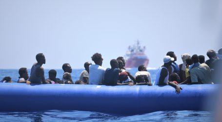 Malta prima 90 migranata koje je spasila talijanska obalna straža