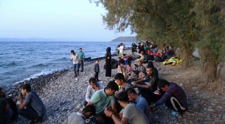 Na grčke otoke iz Turske stižu stotine migranata
