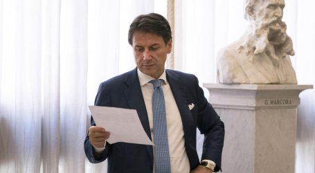 Conte traži novi mandat od Mattarelle