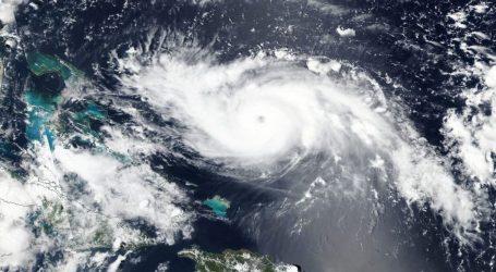 Uragan Dorian ide prema Bahamima, ojačao na kategoriju 5