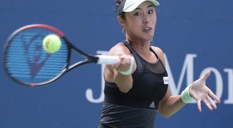 WTA PEKING Wang zbog grčeva predala Tomljanović na gem do pobjede