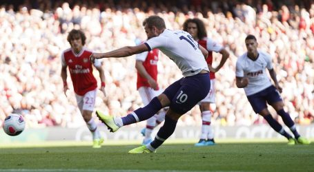 PREMIERLIGA: Preokret Leicestera protiv Tottenhama