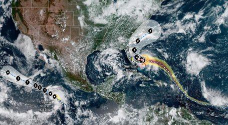 Snažan uragan Dorian prelazi preko Bahama, utopio se dječak, nestala njegova sestra