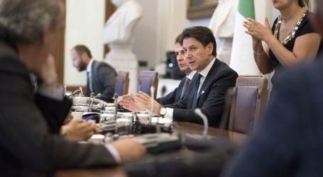 Talijanske stranke dogovorile program nove vlade