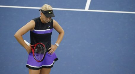 Poraz Vekić u osmini finala WTA turnira u Osaki