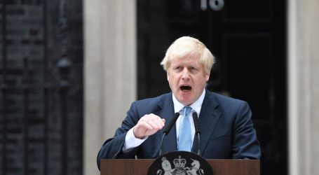 Johnson usporedio Britaniju s Hulkom: Hulk kad poludi razbija okove