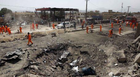 Najmanje 20 mrtvih u eksploziji kamiona bombe u južnom Afganistanu
