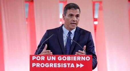 ANKETE: Sánchezovim socijalistima najviše glasova na izborima no nedovoljno za vladu