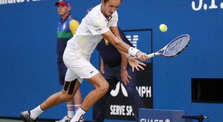 US OPEN Medvjedev prvi put u polufinalu Grand Slam turnira