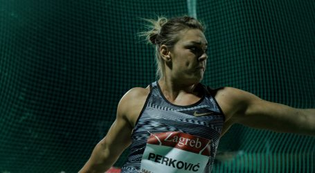 Pobjeda Perković u Minsku, Tolj šesta