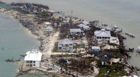 Sedam žrtava Doriana na Bahamima, uragan ide prema Floridi