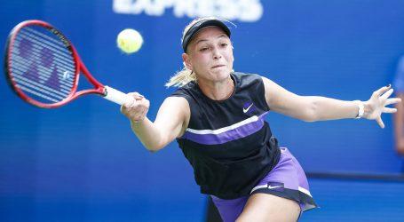 WTA PEKING Poraz Vekić