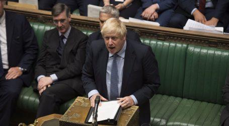 Britanska vlada neće opstruirati prihvaćanje zakona o odgodi Brexita