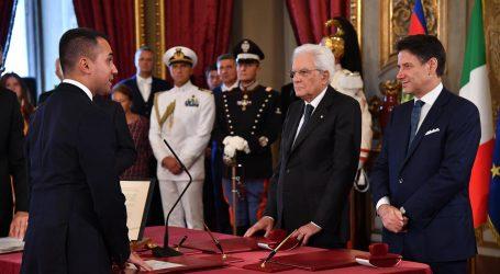 Senat izglasao povjerenje novoj talijanskoj vladi