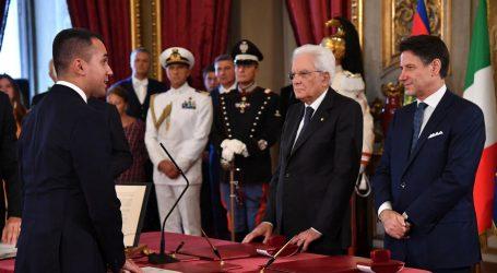 Prisegnula nova talijanska vlada