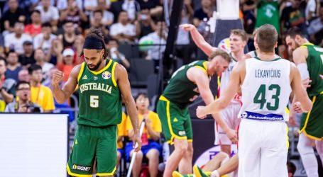 SP košarkaša: Grčka u drugom krugu, Australija slomila Litvu