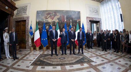 Talijanski parlament glasa o povjerenju novoj vladi