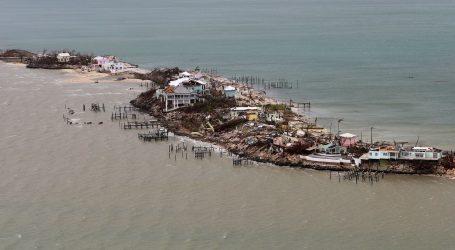 Uragan Dorian se približio istočnoj obali Sjedinjenih Država