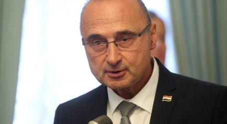 GRLIĆ RADMAN 'Komšić je iznio svoj osobni stav kada je govorio o NDH'