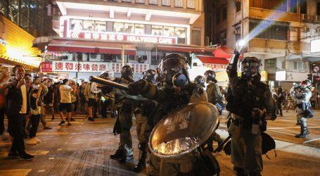 Policija spriječila blokadu aerodroma u Hong Kongu