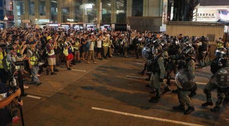 Zbog prosvjeda otkazan WTA turnir u Hong Kongu