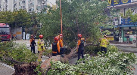 Snažan tajfun pogodio područje Tokija, jedna osoba poginula
