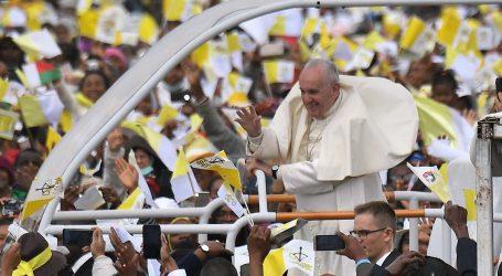 Na Mauricijusu Papa izrazio zabrinutost za mlade ovisnike o drogi