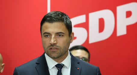 "BERNARDIĆ ""Plenkovićeva Vlada ostat će upamćena isključivo po korupciji"""