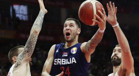 KOŠARKAŠKO SP: Srbija bolja od SAD-a