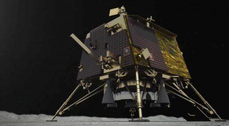 Indijska misija na Mjesec: Lociran modul Vikram