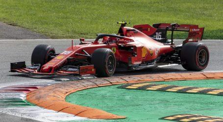 FORMULA 1: Leclercu najbolja startna pozicija