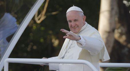 Papa Franjo žali zbog vrlo nejasnih obveza država u vezi klime