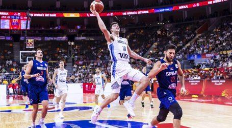 KOŠARKAŠKO SP: Srbi izgubili od Argentine i ostali bez polufinala